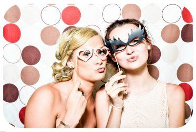 4 verschillende selfiebooths voor jouw evenement
